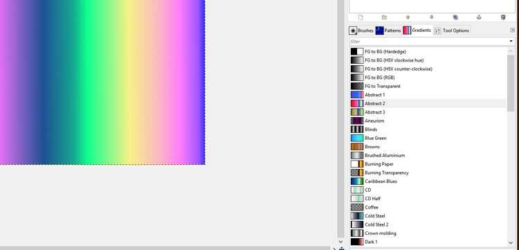 Erweiterungen in GIMP