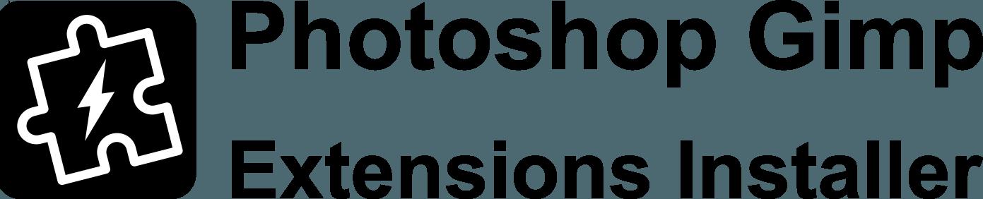 Logo von Photoshop-GIMP-Extensions-Installer-Logo-Steffen-Lippke